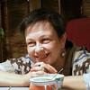 """Liya Visnapu of the Funny Felt Company. (Rybinsk)<br /> Лия Виснапу, создатель фирмы """"Весёлый войлок""""."""