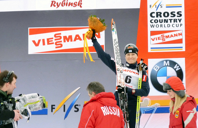 Silver medal winner in the 10km. (Demino World Cup)