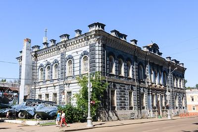 Ekspozitsiya Voyennoy Tekhniki