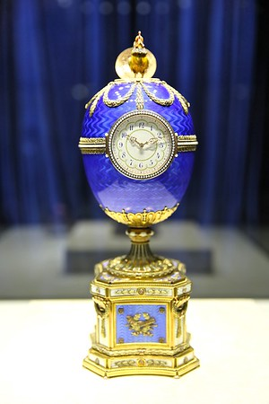Russia - St. Petersburg,  Faberge Museum 2016