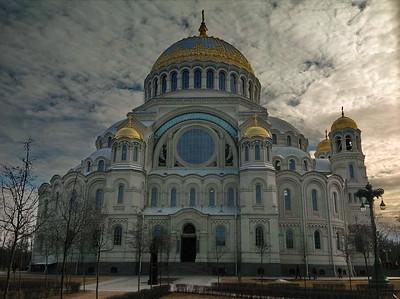 Санкт-Петербург ранней весной. Апрель 2016