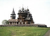 Ancient Wooden Church, I, World Heritage Site, Kizhi, Russia