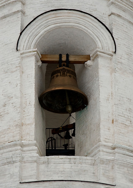 Bell-tower of St.George the Victorious, 16th century, Kolomenskoye, Moscow.