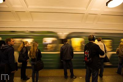 Soviet metro