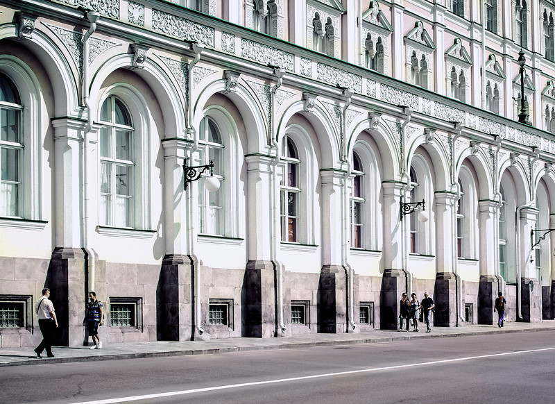 Armory Museum, Kremlin, Moscow, Russia