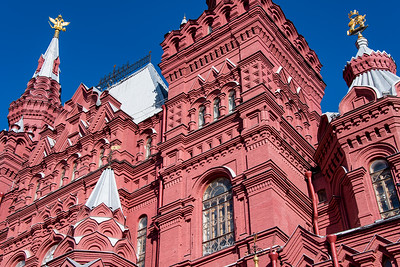 russia, moscow, red square, architecture, state historical museum