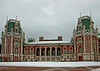 The Grand Palace (1786-1796), Tsaritsyno, Moscow.<br /> <br /> Completely restored in 2007.