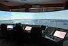Air traffic control simulator, Institute of Civil Aviation, Ulyanovsk, Russia, 1 September 2015.