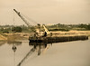 Crane, I, Loading Sand, near Uglish, Russia