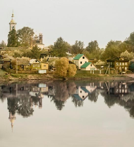 Mirror, near Uglish, Russia