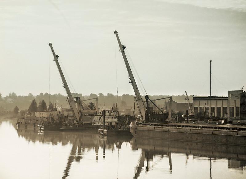 Port, II, near Uglish, Russia