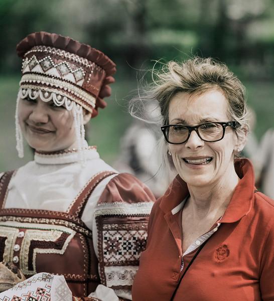 Carla, Uglish, Russia