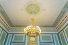 Interior architecture of the Yusopov Palace in St. Petersburg, Russia.