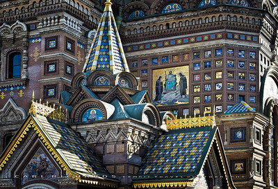The Church of the Savior on the Blood.
