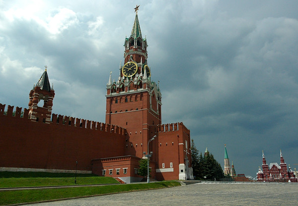Kremlin, Moscow, 2006