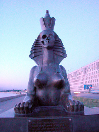 Sphynx - Saint Petersburg