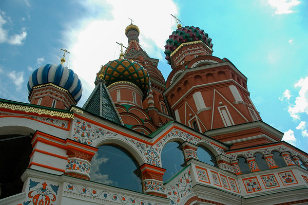 St. Basil's Cathedral, Moscow, 2006