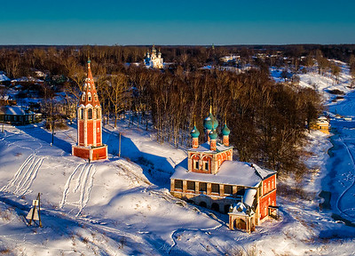 Kazan Transfiguration Church