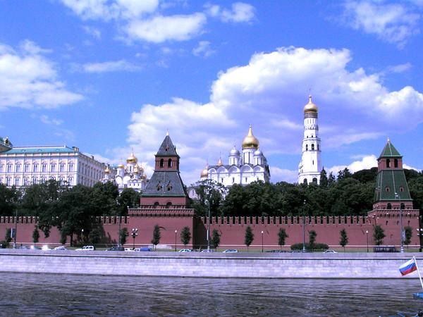 The Kremlin - Moscow