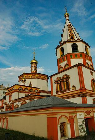 Cathedral, Irkutsk, 2006