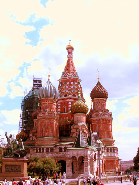 St Augustine - Moscow (Red Square)