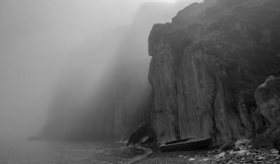 Cliffs on Lake Baikal, 2006