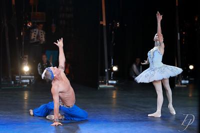 Le Corsaire Pas De Deux - Iana Salenko and Igor Zelensky