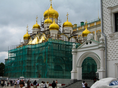 Cathedral of the Annunciations, Russian Kremlin, Moscow