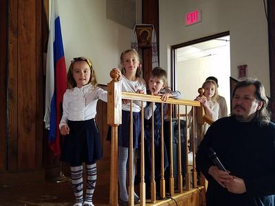 Russian School - Konkurs 2018