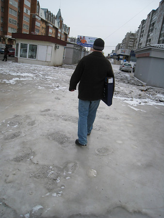 Russia Trip #2 Krasnoyarsk
