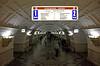 Belorusskaya metro station, Moscow, Sun 30 August 2015 2.  Sign to the Koltsevaya (Circle) Line 5 platforms.