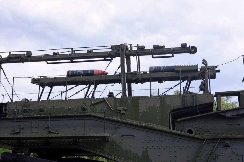 TM-3-12 railway gun, Great Patriotic War Museum, Moscow, 29 August 2015 10.