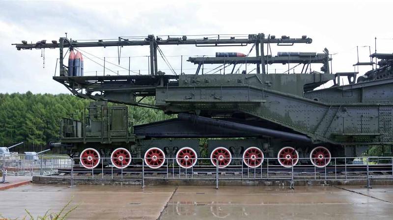 TM-3-12 railway gun, Great Patriotic War Museum, Moscow, 29 August 2015 8.