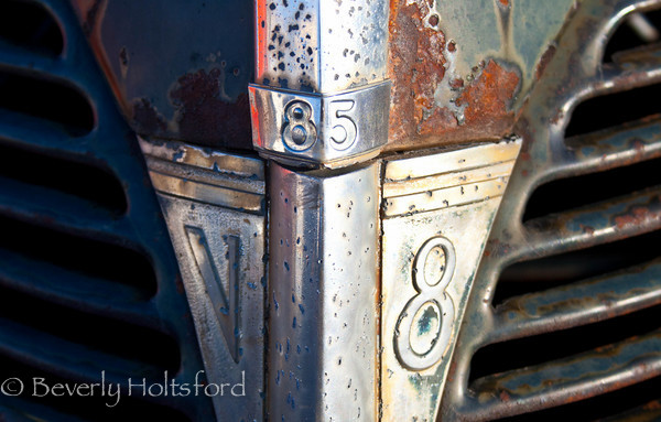 Rust & Old Cars