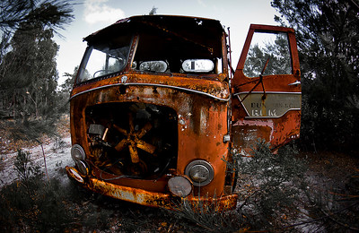 Rust and Relics