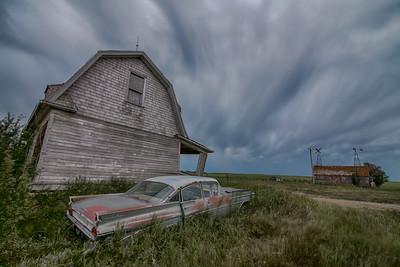 Forgotten Pontiac - Saskatchewan