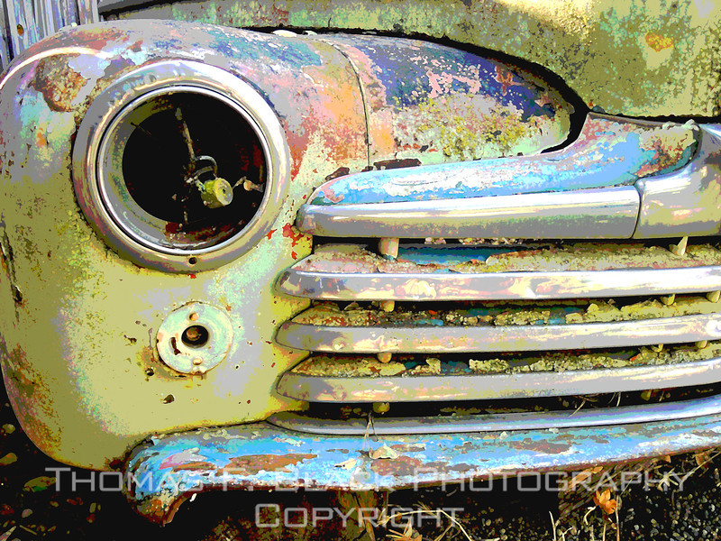 Squaw Valley Rusted Relics 2