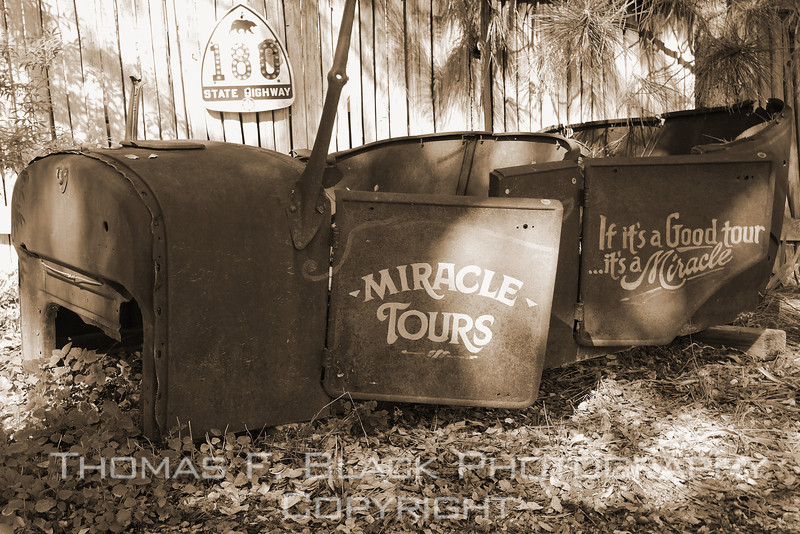 Squaw Valley Rusted Relics 9