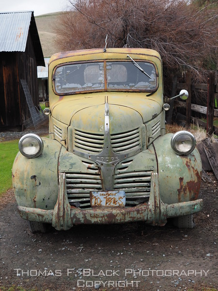 this and ten frames following, 1941 dodge pickup, antioch, ca