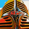 Dodge Truck Grille PSE Posterized