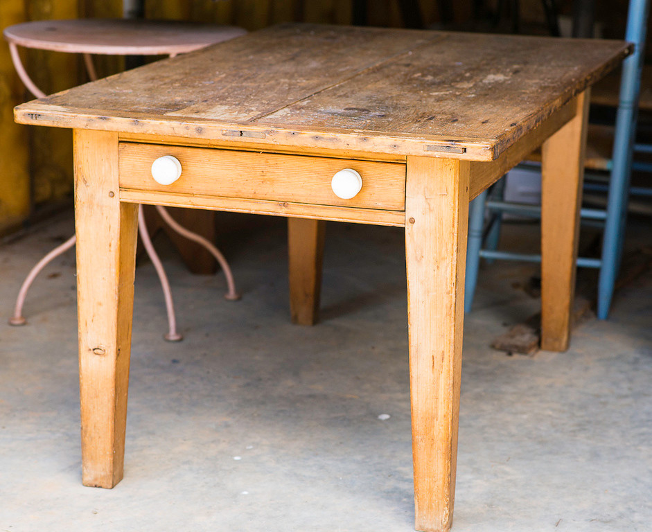 one of our newest tables