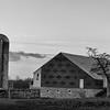 Brick Barn – B+W