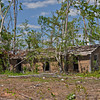 House struck by tornado, Kemper County, MS. [UFP050611]
