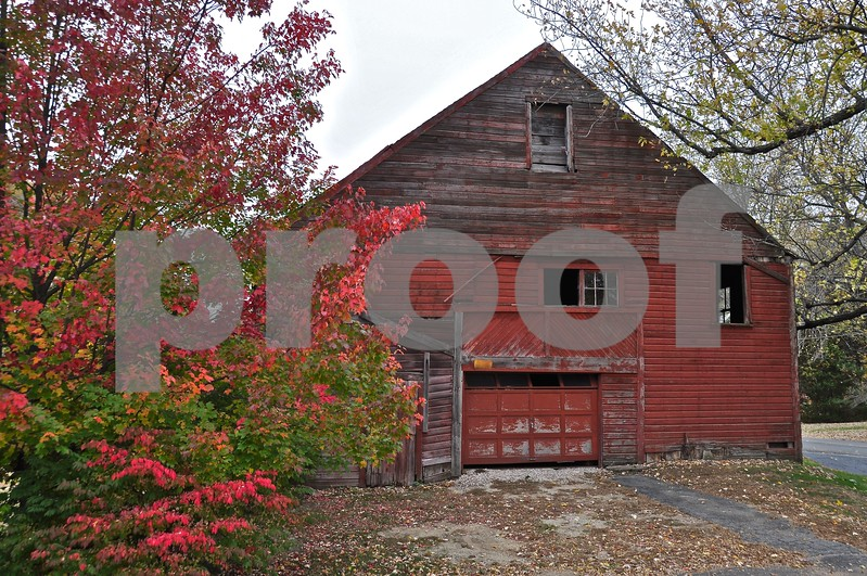 antique barn, medway, ma.