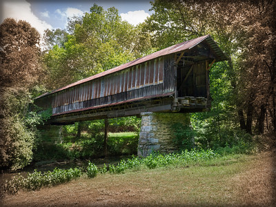 Waldo covered bridge