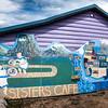 Two Sisters Cafe, Babb, Montana