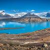 Upsalla Glacier and the Andes