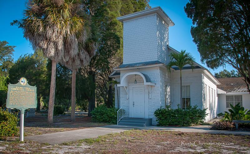 The Historic Palma Sola Community Church