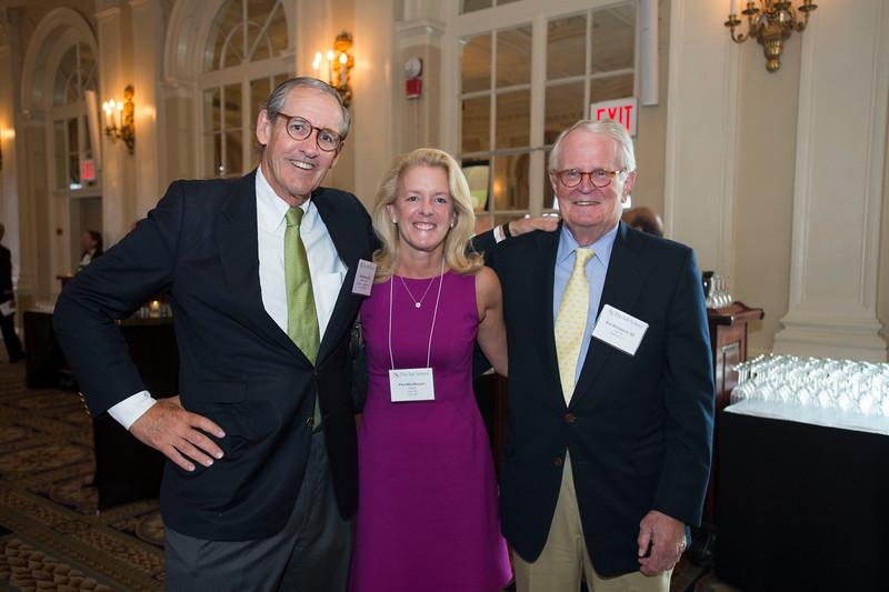 Rusty Davis and Linda Saarijoki Retirement Party