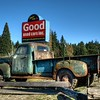 """Classic Chevrolet Pickup Truck - Cowichan Valley, BC, Canada Visit our blog """"<a href=""""http://toadhollowphoto.com/2013/04/09/the-rusty-truck-and-topaz-labs-detail-3-plugin-topaz-detail-review/"""">The Rusty Truck And Topaz Labs Detail 3 Plugin</a>"""" for the story behind the photo."""